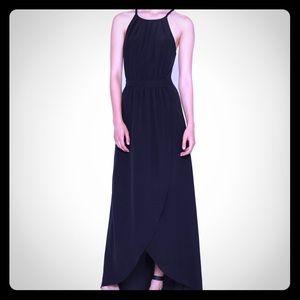 "Joie Silk ""Aplite"" maxi hi low Dress"